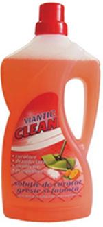 Средство для мытья полов из керамики (дезинфицирующее) ORANGE