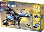 """LEGO Creator  """"Elicopter cu două rotori"""", art. 31096"""