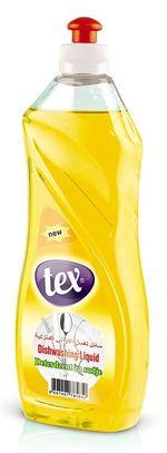 Жидкость для мытья посуды TEX 500гр Banana