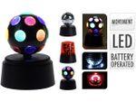 Набор проекторов для диско (маячок, зеркало,лучи) D9cm, H10