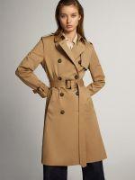 Куртка Massimo Dutti Беж 6736/707/742