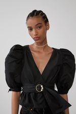 Блуза ZARA Чёрный zara 7982/201/800