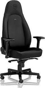 Игровое кресло Noble Icon NBL-ICN-PU-BED Black Edition,