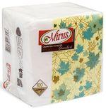 Șervețele de masă MIRUS Standart 24*24 1 str. 100 buc.