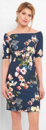 Платье ORSAY Цветочный принт 467320 orsay