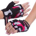 Перчатки для фитнеса M Hard Toch FG-009 (5404)
