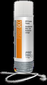 DPF Catalyst Cleaner PRO TEC  Очиститель катализатора и фильтра DPF