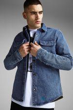 Куртка JACK&JONES Темно синий 12147673