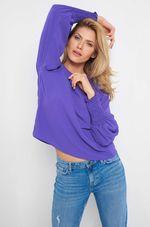 Блуза ORSAY Фиолетовый