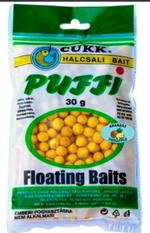 Воздушное тесто Cukk Puffi Apro 30g (6–10mm) Yellow/Ананас