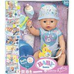 Кукла Baby Born Очаровательный малыш с аксессуарами 43 см, код 438781