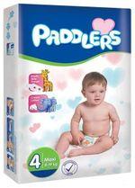 Подгузники Paddlers Mini №4 Maxi 8-19kg 10