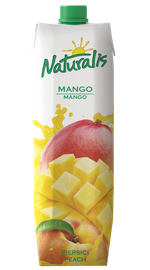Naturalis bautura piersici-mango 1 L