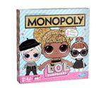 Настольная игра Монополия LOL Surprise, код 43509
