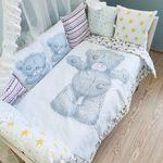 Комплект постельного белья в кроватку Pampy Teddy