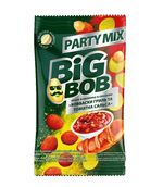 Арахис в оболочке Big Bob со вкусом колбасок гриль и томатной сальсы (90г)