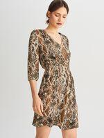 Платье RESERVED Змея