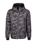 Geaca Urban Surface Camuflaj H5115U44417A dark grey