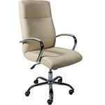 Офисное кресло 9001 бежевое