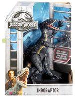 """Figura de bază a unui dinozaur din filmul """"Jurassic World""""  în sortiment"""