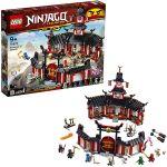 LEGO Ninjago Монастырь Кружитцуб, арт. 70670