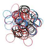 Резинки для волос силиконовые, mini (100 шт) DEWAL RES031