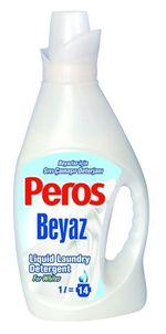 Detergent lichid de rufe PEROS 1l White