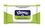 Антибактериальные влажные салфетки Kleenex Protect, 40 шт.