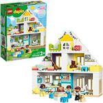 LEGO DUPLO Модульный игрушечный дом, арт. 10929