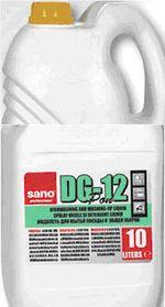 Чистящее средство для посуды и фруктов DG-12 10 л