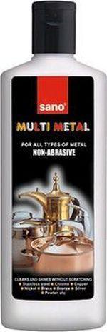 Средство для металлических изделий Sano Multi Metal 330 мл