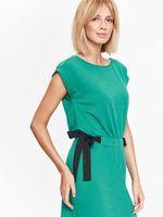 Платье TOP SECRET Зеленый ssu2325