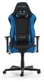 Игровое кресло DXRacer Racing GC-R0-NB, черный / синий,