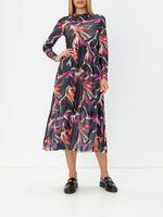 Платье TOM TAILOR Принт 1014746