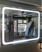 Oglinda LED Simplex 800x600mm