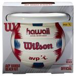 Мяч волейбольный Wilson Hawaii AVP MABLUWH WTH80219KIT (307)