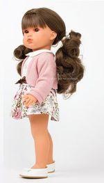 Кукла Белла с хвостиками 45 см код 2812