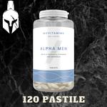 Мультивитамины - Alpha Men - 120 таблеток