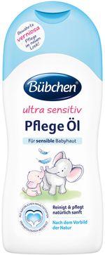 Bubchen Ultra Sensitiv масло для тела 200 мл