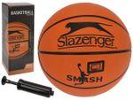 Мяч баскетбольный Slazenger+насос