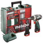 Șurubelnița Metabo PowerMaxx BS Basic Workshop 600080880