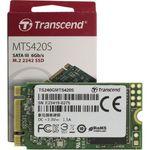 M.2 SATA SSD  240GB Transcend