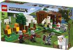 LEGO Minecraft Аванпост разбойников, арт. 21159