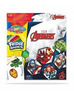 НАБОР ИЗ 4 МАГНИТОВ Colorino Disney Avengers