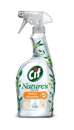Средство для мытья кухни Cif Natures, 750 мл