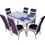 Комплект Келебек ɪɪ 336 + 6 стульев