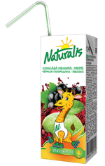 Naturalis nectar coacaza-mere 0,2 L