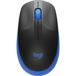 Wireless Mouse Logitech M190 Full-size, Blue