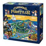 Настольная игра Comoara Piratilor, код 41328