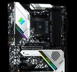 MB AM4 ASRock X570 STEEL LEGEND  ATX